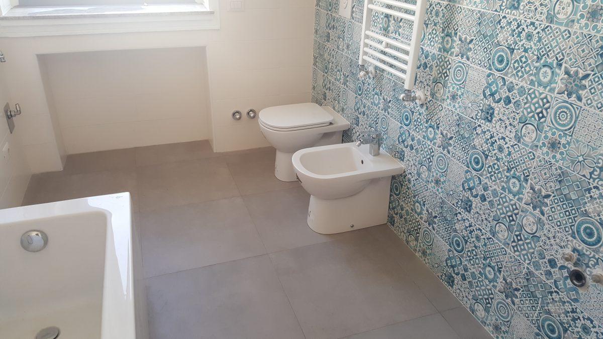 7 bagno vasca