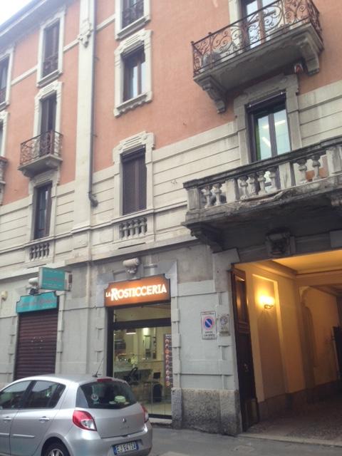 BILOCALE ZONA CENTRO STORICO/MM CROCETTA – Via Della Commenda – RIF. AG. 2141