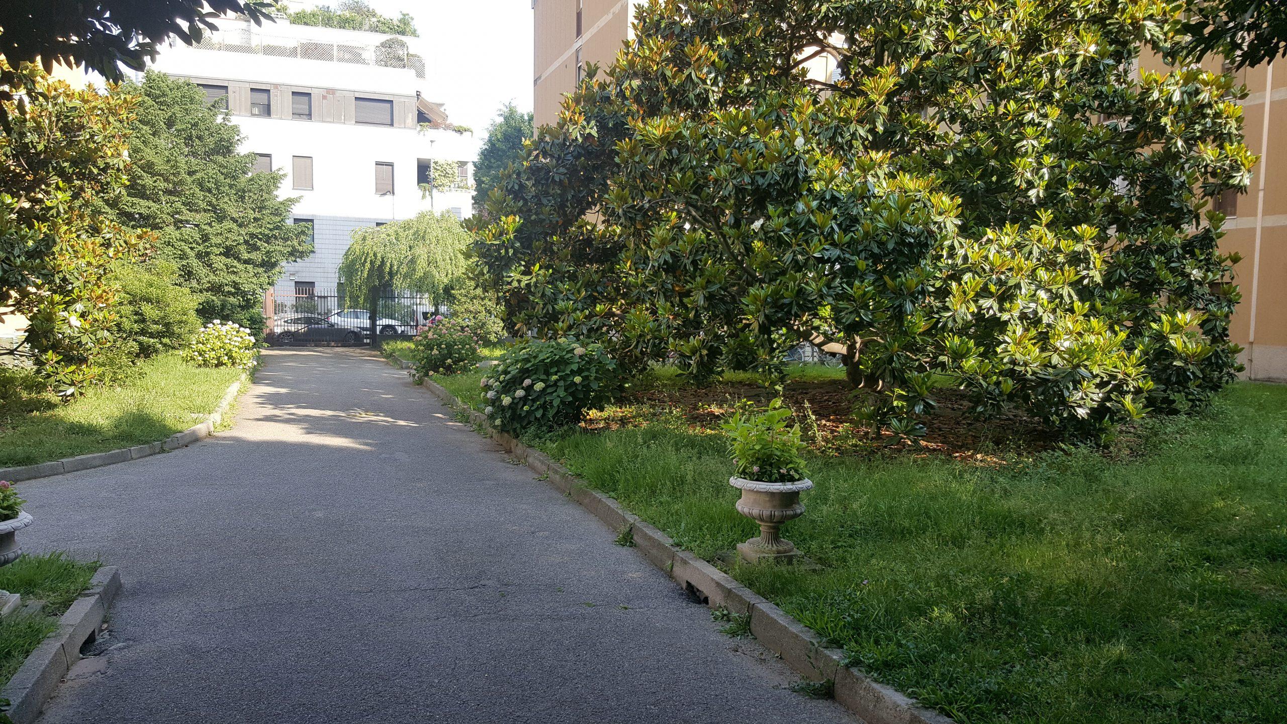 BILOCALE ZONA PORTA ROMANA – Via Maffei – RIF. AGENZIA 2173