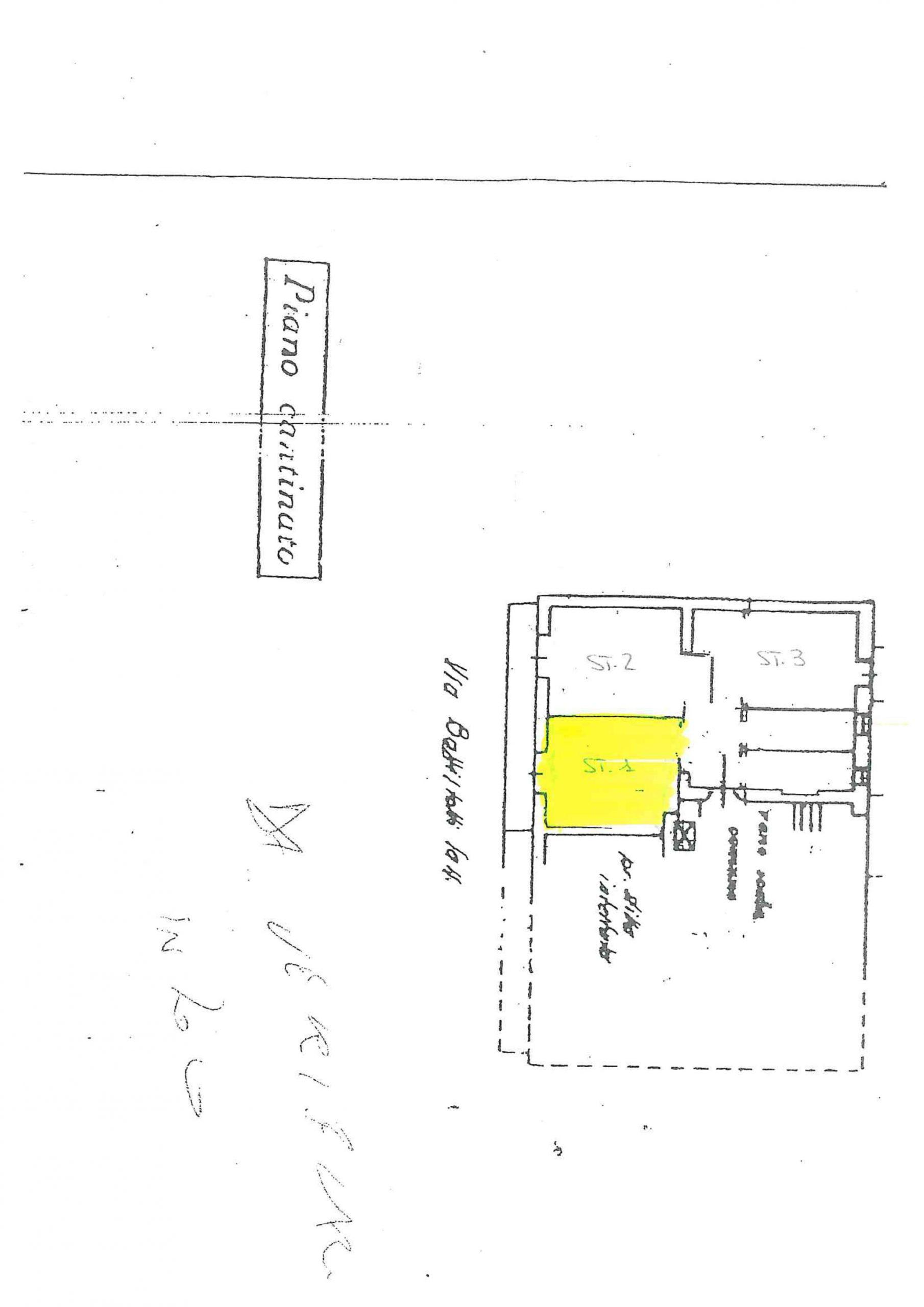 STANZA SINGOLA ZONA CITTA' STUDI – Via B. Sassi NR1