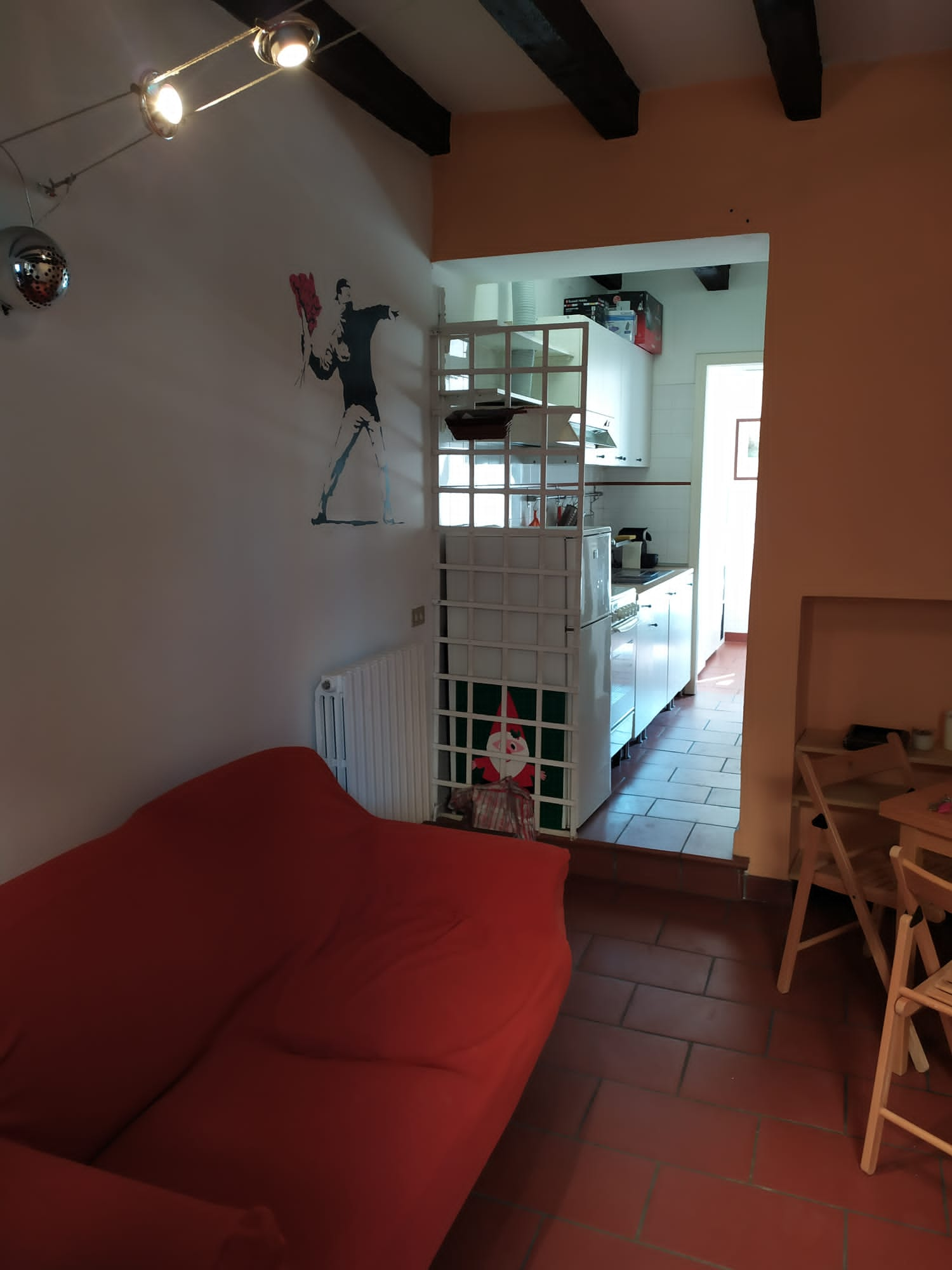 BILOCALE ZONA CORSO DI PORTA TICINESE RIF. 2165