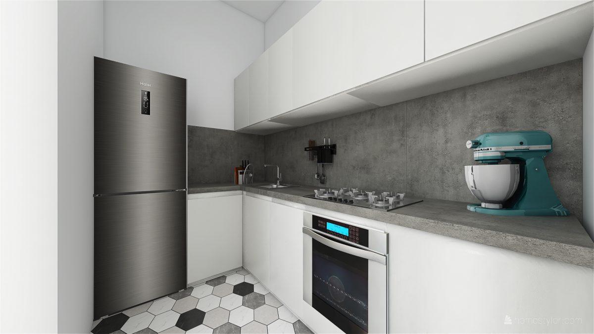 BRIANZA - APP. A_Kitchen-36